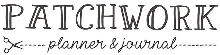 Patchwork Planner - logo header