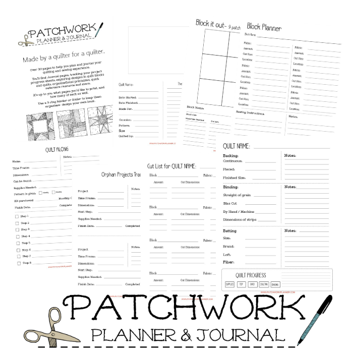 patchwork planner image