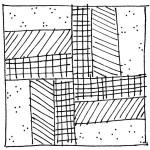 quilt block doodle 2