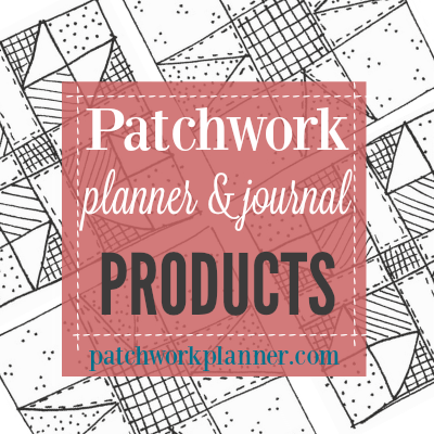 patchwork planner projects for you to make yourself